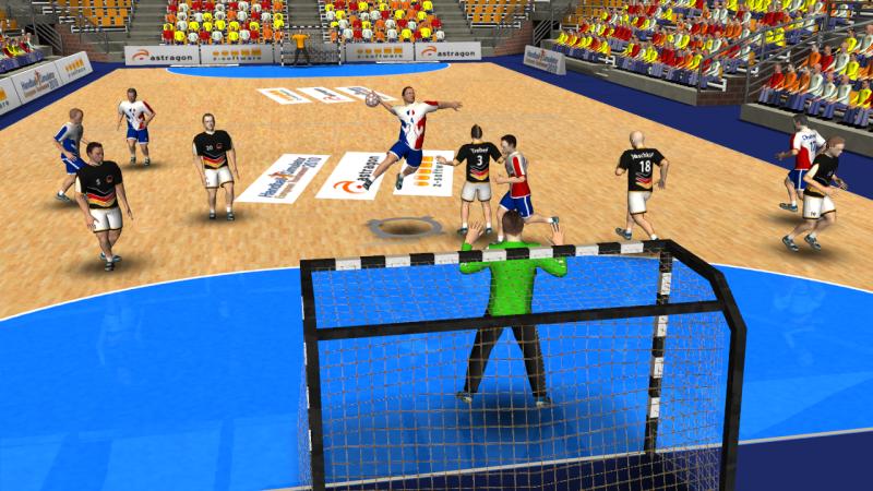 handballsimulator 2010